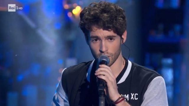 Sanremo Giovani diretta finale 19 dicembre - Matteo Faustini Gabriella Martinelli e Lula a Sanremo 2020 da Area Sanremo