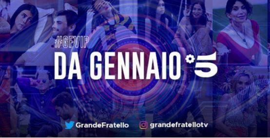 Palinsesto Rai 1 Canale 5 – Ad inizio 2020 spazio al Grande Fratello Vip 4 cast, conduttore e opinionisti