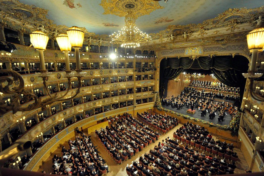 Concerti Capodanno 2020 Teatro La Fenice Venezia