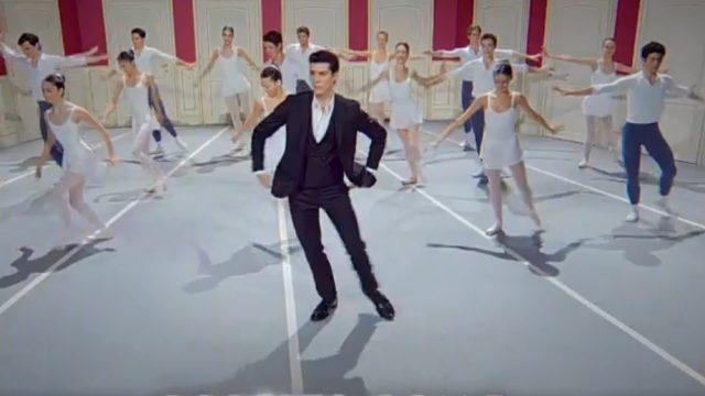 Danza con me Roberto Bolle