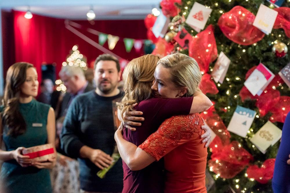 Hearts of Christmas attori