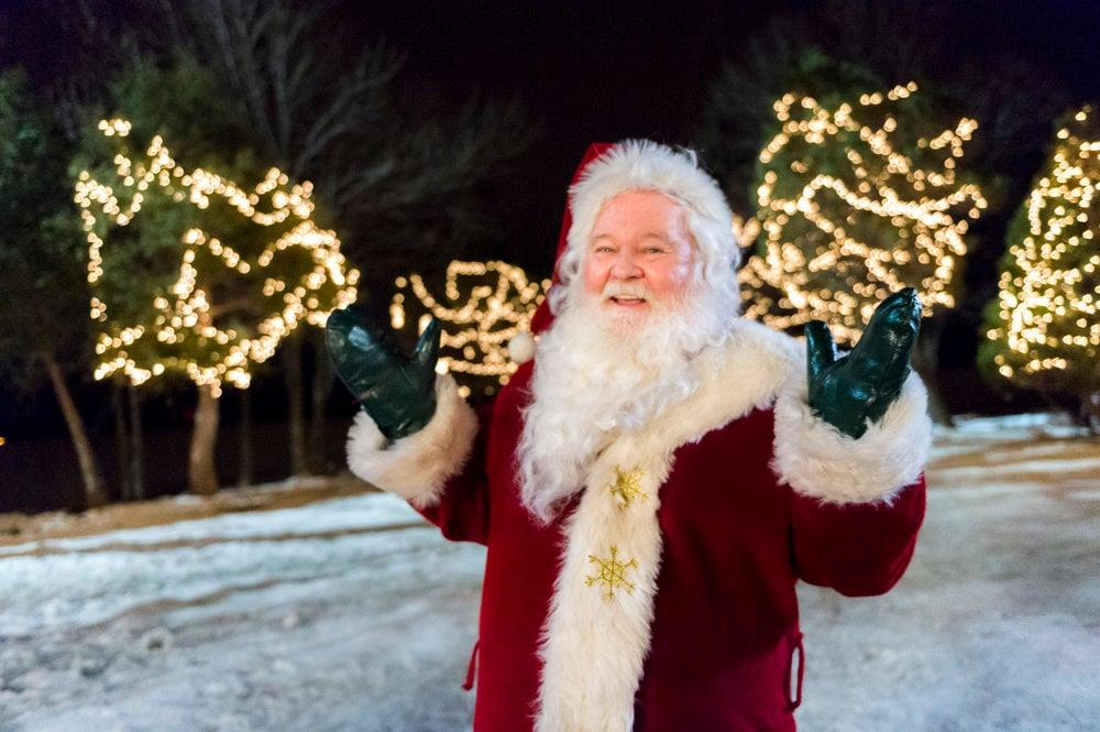 Il potere magico del Natale dove è girato