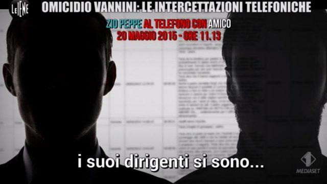 Le Iene Show 10 dicembre - Caso Vannini