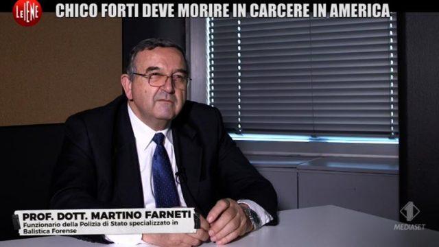 Le Iene Show 10 dicembre - Chico Forti