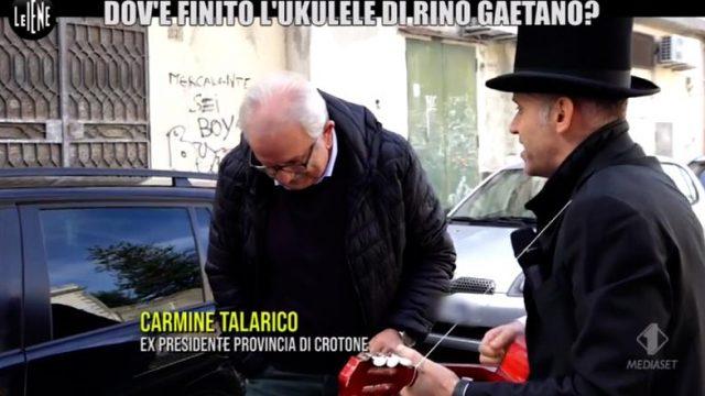 Le Iene Show 10 dicembre - Rino Gaetano