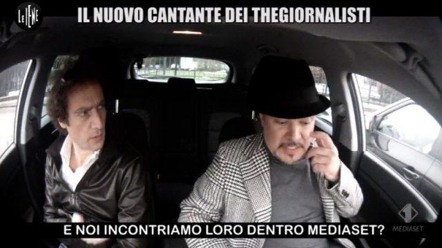 Le Iene Show 15 dicembre - scherzo a Tricarico