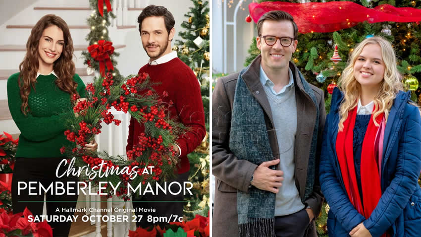 Natale a Pemberley Manor Paramount Network