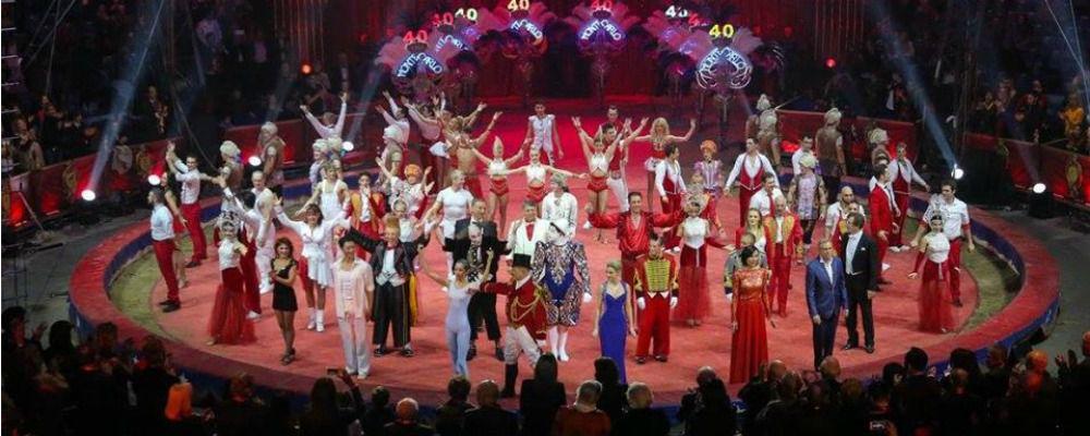 Natale in Tv Festival del Circo di Montecarlo