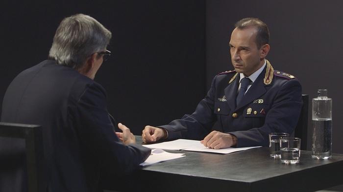 PIno Rinaldi Commissari sulle tracce del male intervista