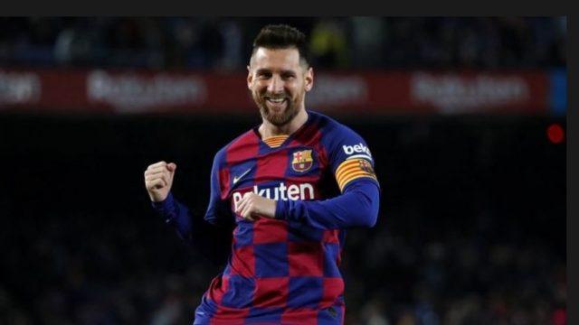 Pallone d'oro 2019 - Lionel Messi