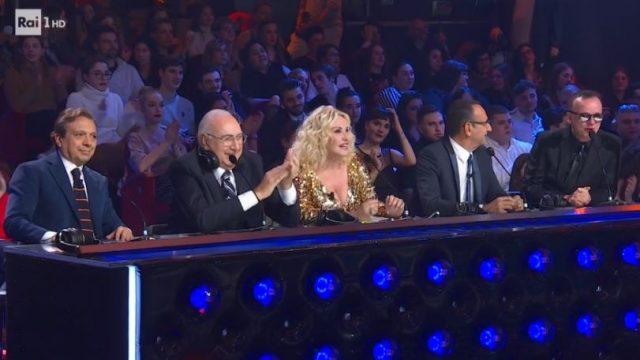 Sanremo Giovani 2019 recensione giuria