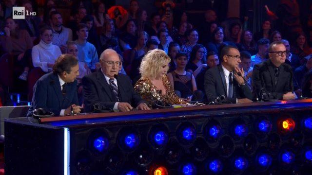 Sanremo Giovani diretta finale 19 dicembre - La Giuria Tv