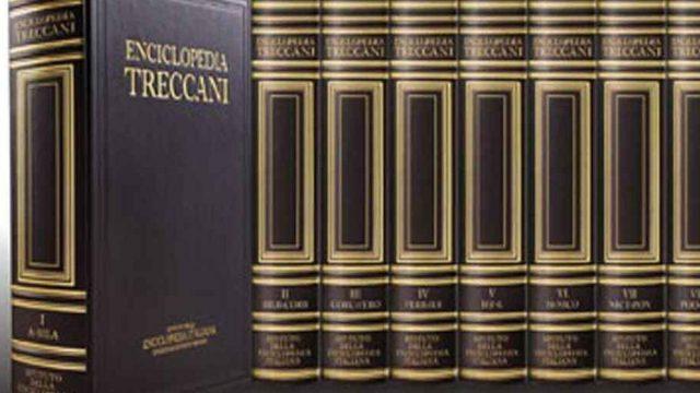 Treccani il volto delle parole enciclopedia