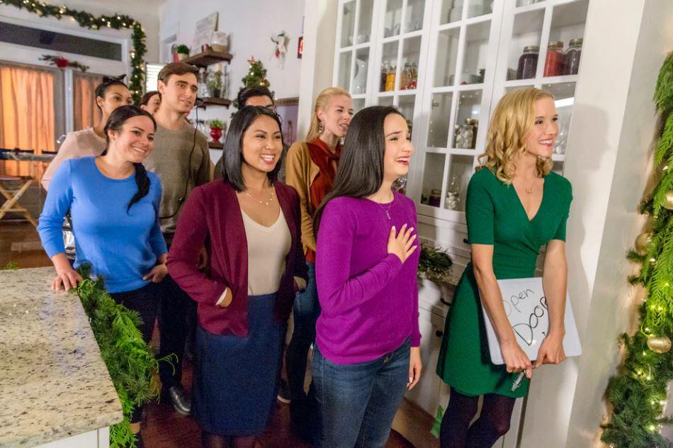 Tutti insieme per Natale attori