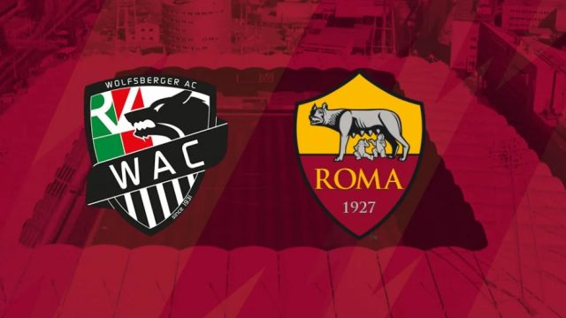 UEFA Europa League 12 dicembre - Roma Wolfsberg
