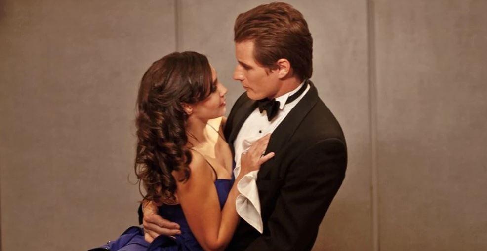 Un Natale al bacio attori