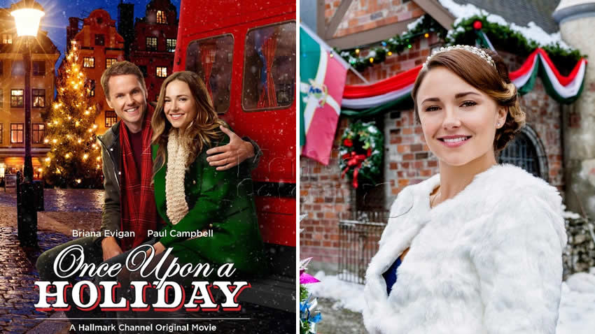 Un Natale da favola Tv8