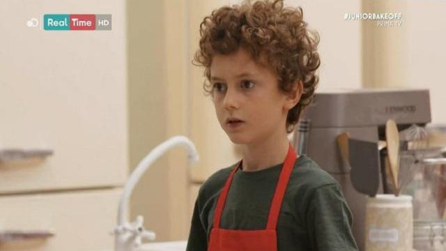 Junior Bake Off Italia diretta 13 dicembre prova creativa