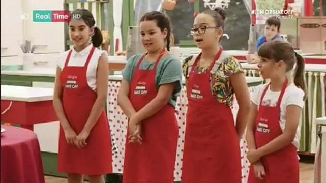 Junior Bake Off Italia squadra femminile