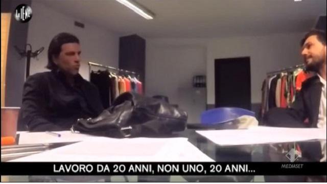 Le Iene Show Karim Capuano