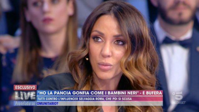 live non è la d'urso diretta 2 dicembre selvaggia roma