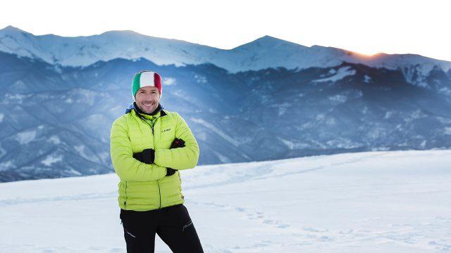 Linea bianca puntata 14 dicembre - Massimiliano Orsini
