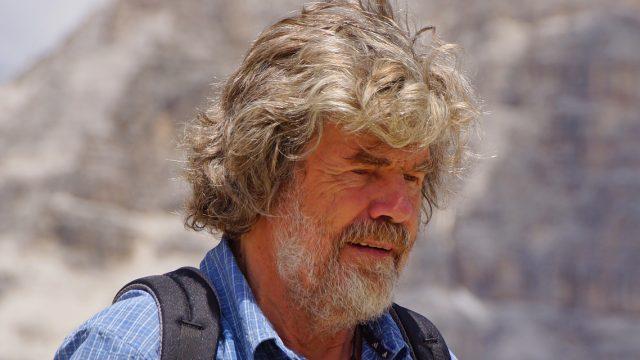 Linea bianca puntata 14 dicembre - Reinhold Messner