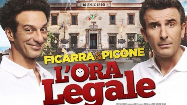 stasera in tv mercoledì 11 dicembre 2019 film l'ora legale canale 5