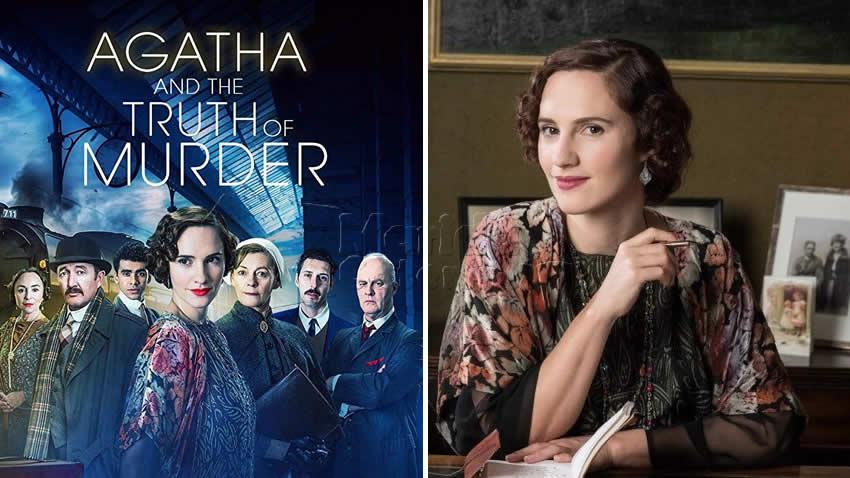 Agatha e la verità sull'omicidio del treno Paramount Network