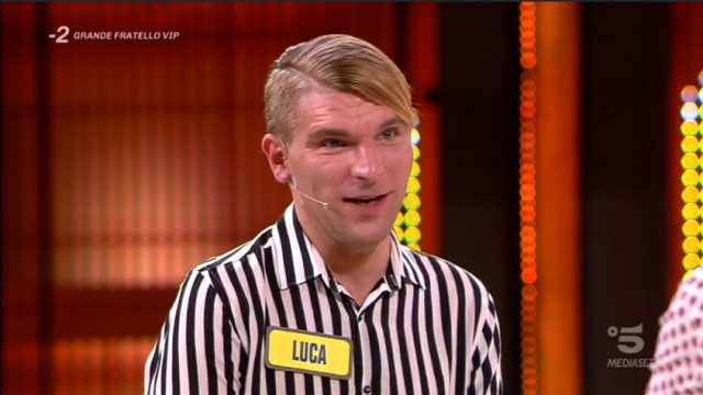 Avanti un altro 2020 diretta - Luca
