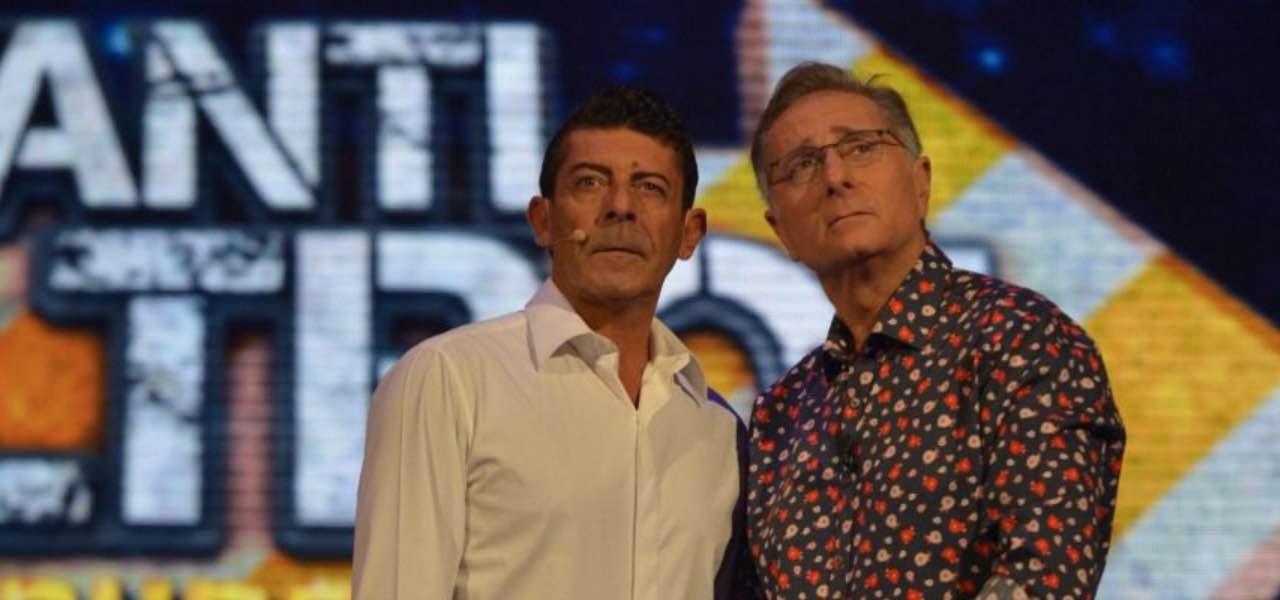 Avanti un altro 2020 Paolo Bonolis e Luca Laurenti