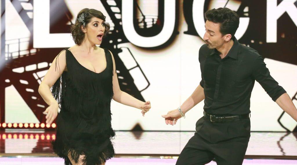 Ballando con le stelle 2020 Elisa Isoardi