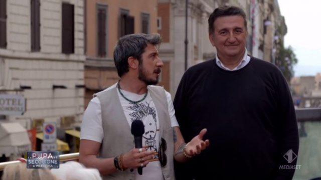 La prova guida turistica a Roma con Roberto Giacobbo
