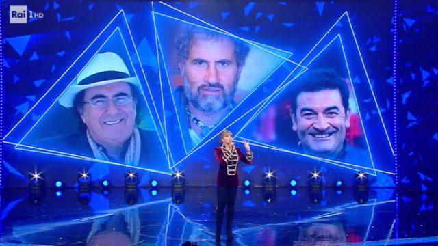 Il cantante mascherato 24 gennaio - Chi c'è dietro la maschera del leone? Ospiti Adriano Pappalardo, Max Giusti e Al Bano