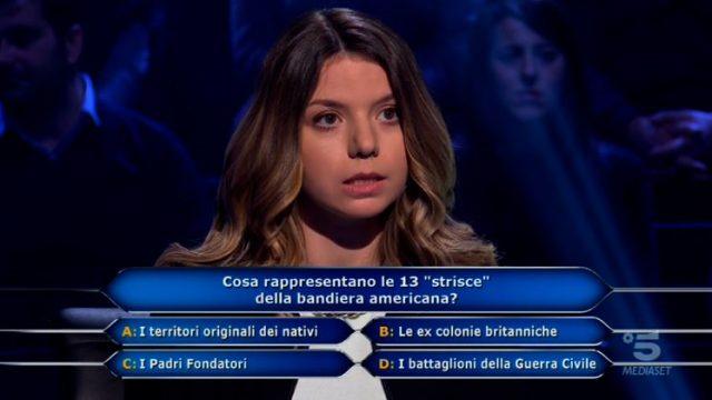 Terza domanda per Beatrice Amorosi