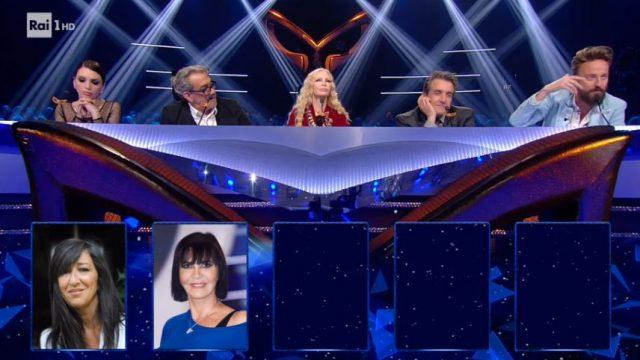 Il cantante mascherato 24 gennaio - La giuria prova fa i suoi nomi durante la terza sfida