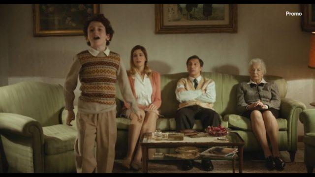 Spot in TV Sanremo 2020 - Il giovane Amadeus esaltato dal Festival