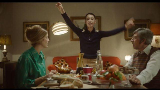 Lo spot tv di Sanremo 2020 con il giovane Amadeus