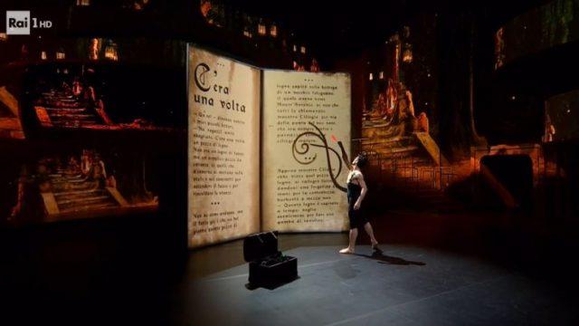 Danza con me Roberto Bolle - La favola di Pinocchio con Roberto Benigni e Matteo Garrone