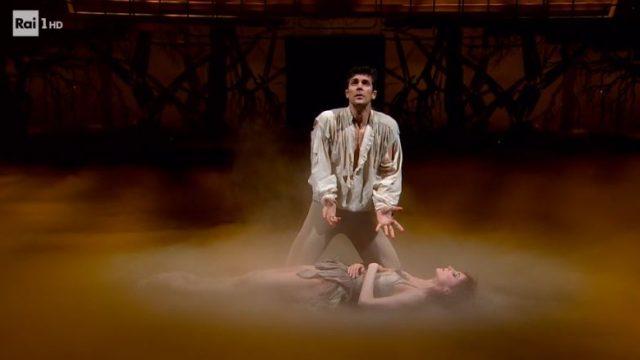 Danza con me Roberto Bolle - Roberto Bolle e Svetlana Zakharova