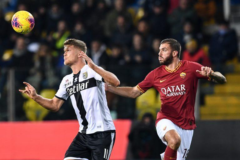 Coppa Italia Parma Roma