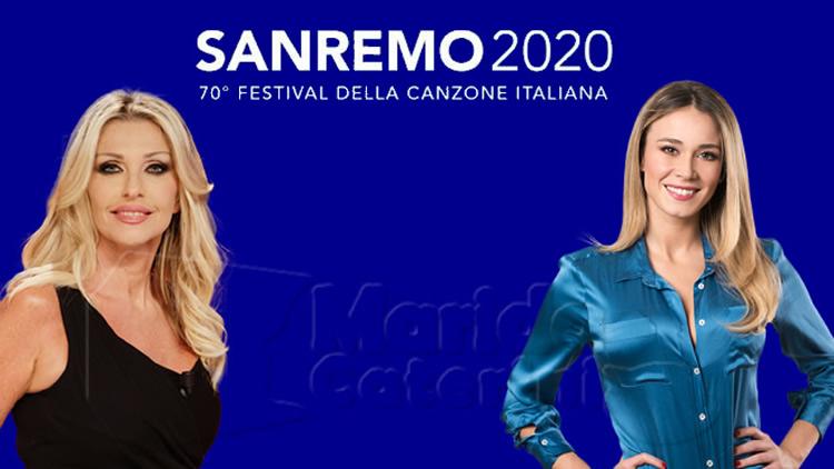 Diletta Leotta a Sanremo 2020