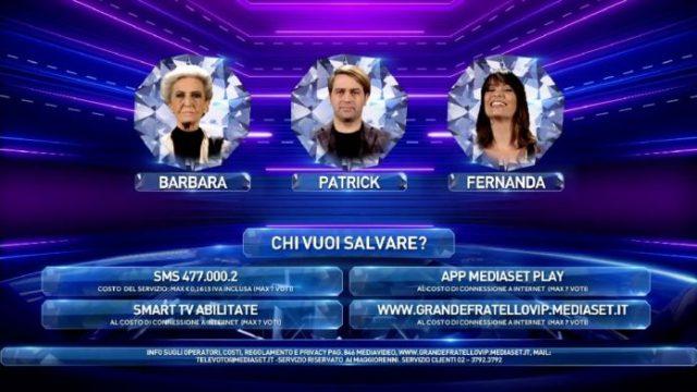 Gf vip 4 Barbara Alberti