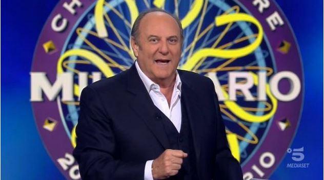 Chi vuol essere milionario? diretta 22 gennaio - Il ritorno del quiz condotto da Gerry Scotti, le novità