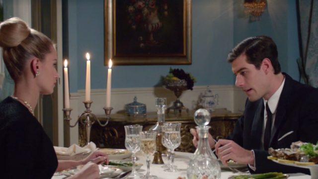 Il Paradiso delle signore puntata 28 gennaio Riccardo e Ludovica