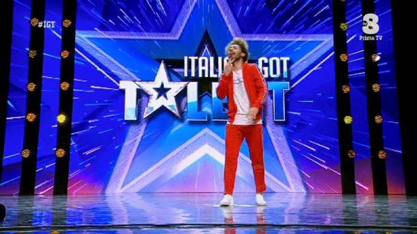Italia's Got Talent 2020 puntata 22 gennaio - Francesco
