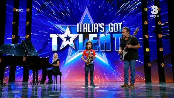 Italia's Got Talent 2020 puntata 22 gennaio - Iorio Family