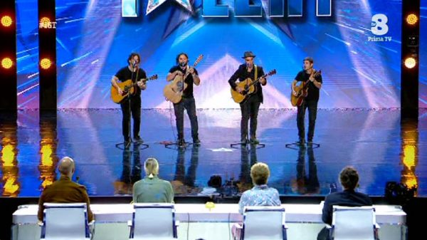 Italia's Got Talent 2020 puntata 22 gennaio - I Quattro