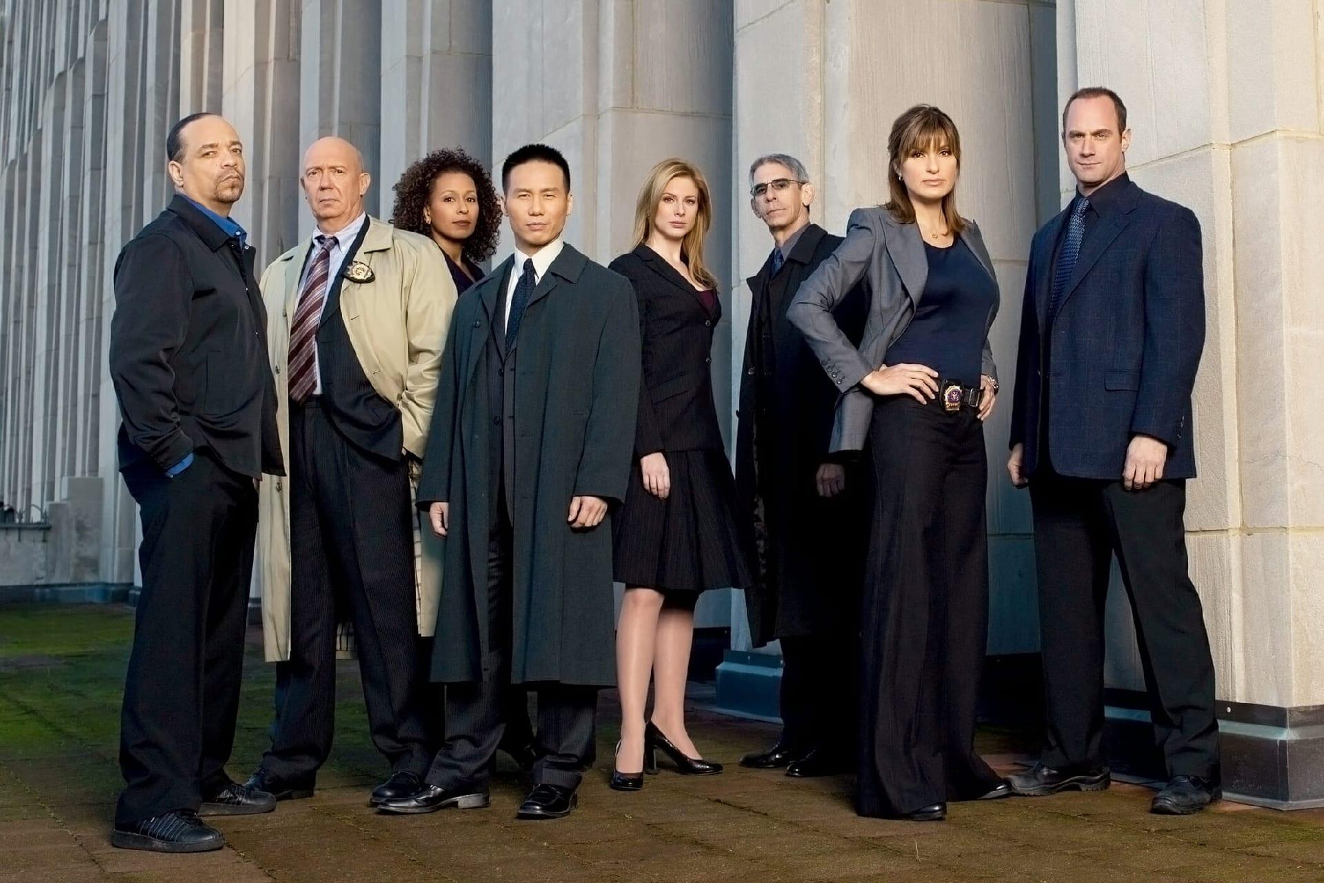 Law & Order stagione 20 attori