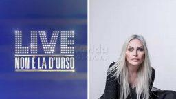 Live non è la D'Urso Anna Oxa